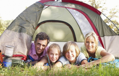10 asja perega telkima minemiseks