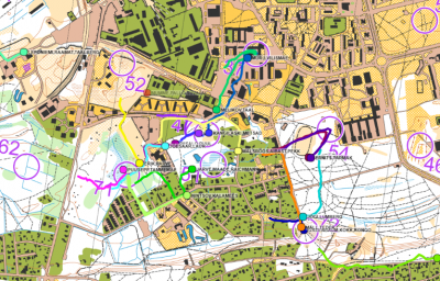 Tallinna Rogaini GPS jälgimine MATKASPORDIST