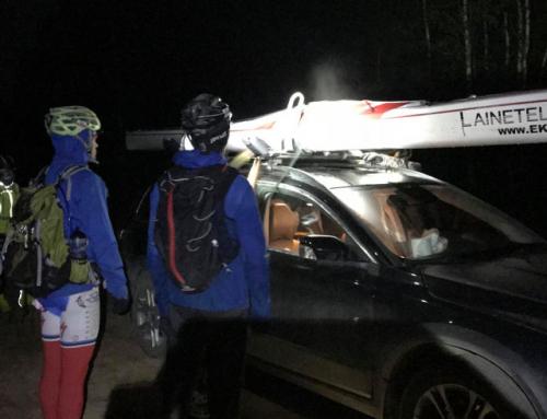 Eesti edukaim seiklusspordi võistkond korraldab 22.-24. juunil Eesti maismaad idast läände läbiva ekspeditsioonvõistluse