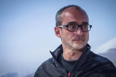 Marco Ferrino varustuse tootearenduse juht MATKaSPORDIS