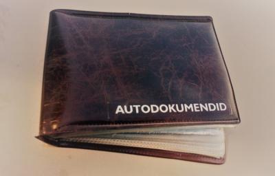 Reisidokumendid ja autodokumendid
