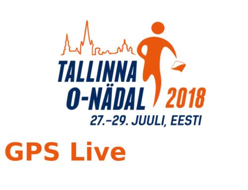 GPS Live. Tallinna O-nädal 2018 toimub 27.-29. juulini.