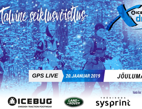 Icebug Winter Xdream GPS Live I 20.01