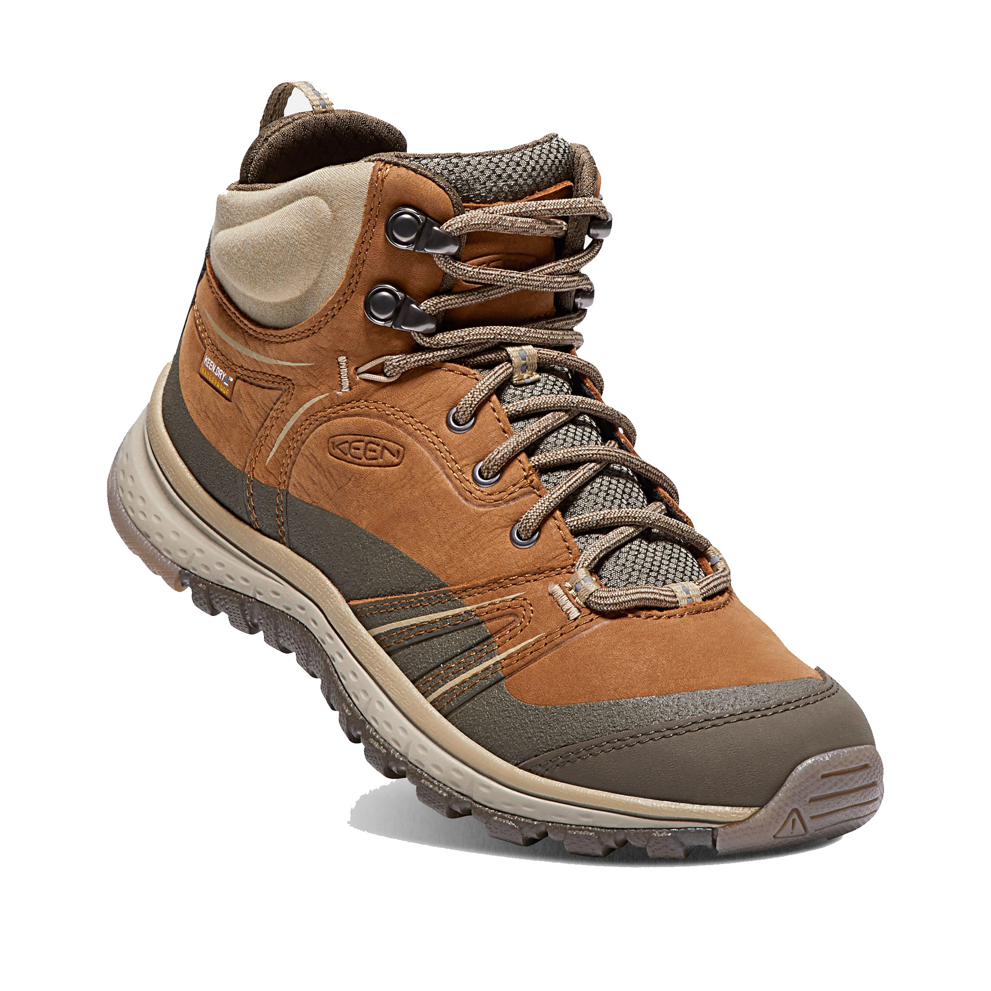 Keen TERRADORA Leather Mid WP naistele