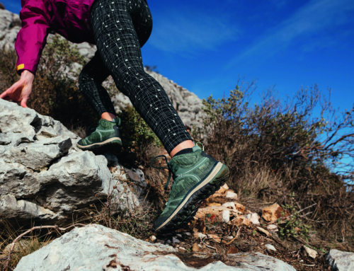 Fitness looduses pole kunagi veel nii stiilne ja mugav olnud! – Keen Terradora WP