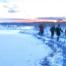 Räätsamatk talvisel Männiku rabal