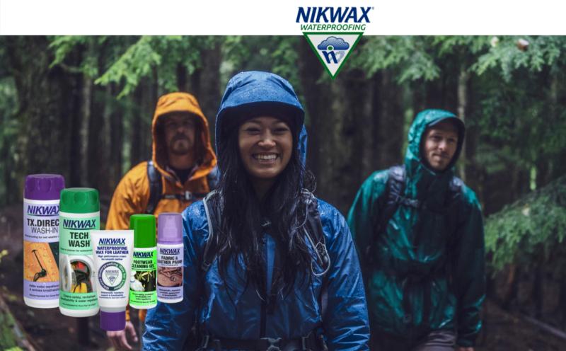 Mis asi on Nikwax?