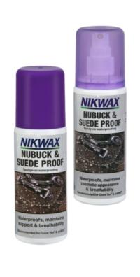 Nikwax Nubuk Suede Proof
