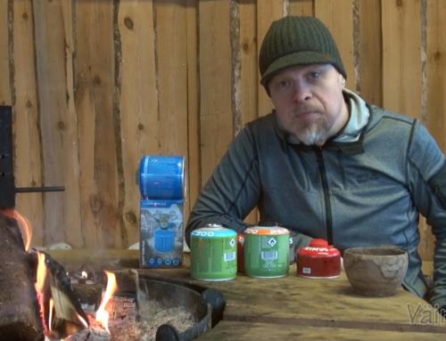 VIDEO. Kuidas valida matkapliidile gaase? Millised on talvegaasid? – Kasulik MATKaVIDIN