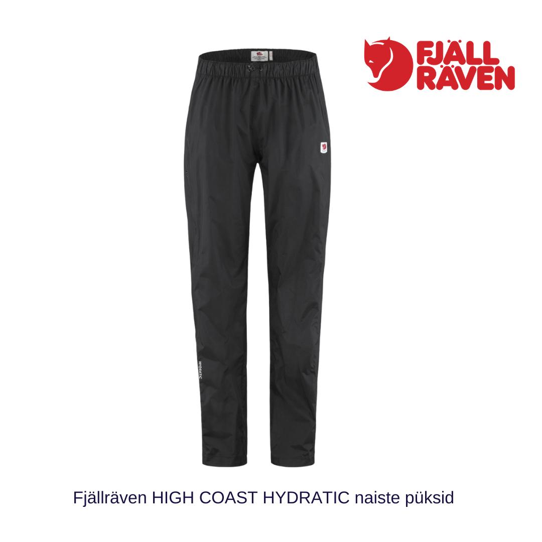 Fjällräven HIGH COAST HYDRATIC REGULAR naiste püksid