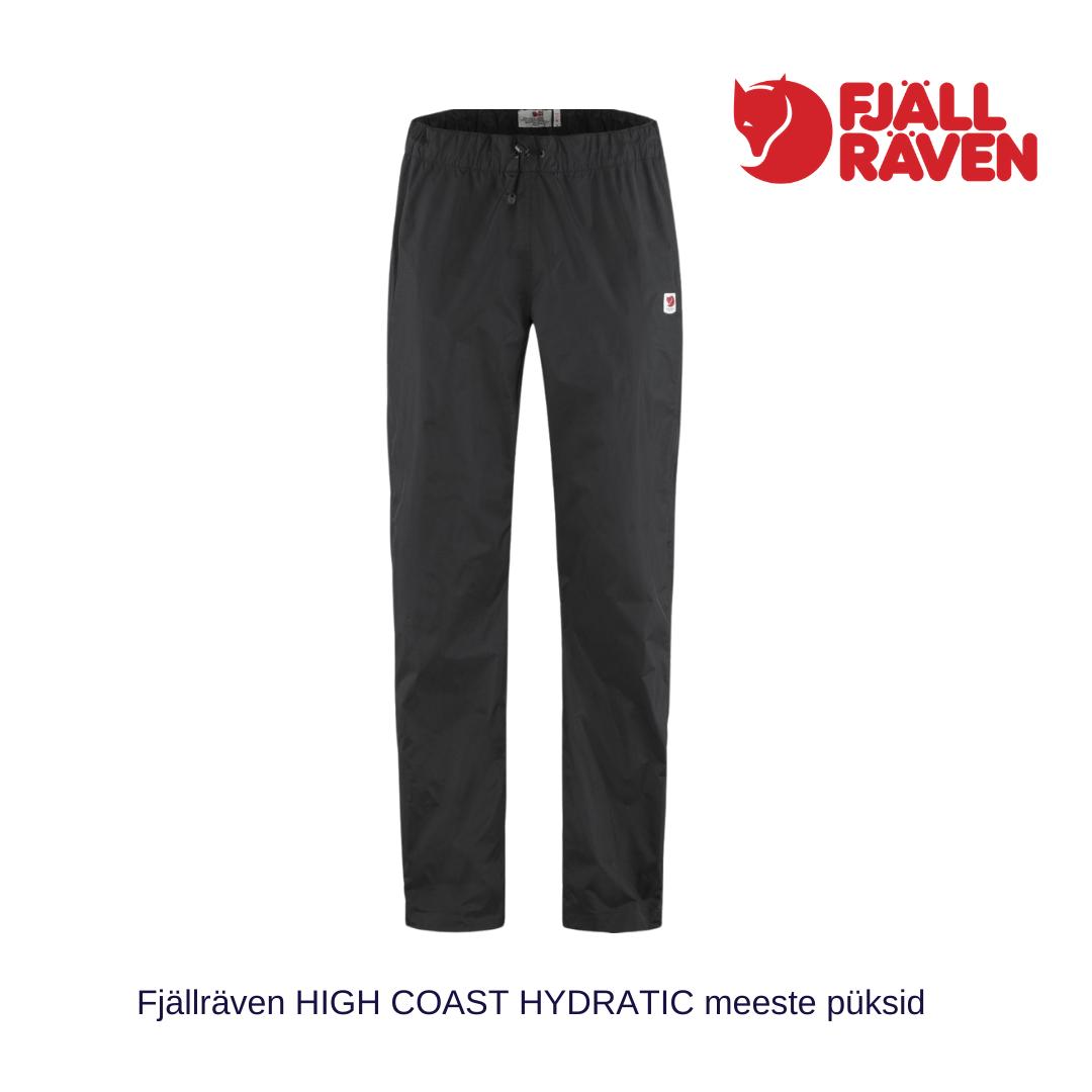 Fjällräven HIGH COAST HYDRATIC LONG meeste püksid