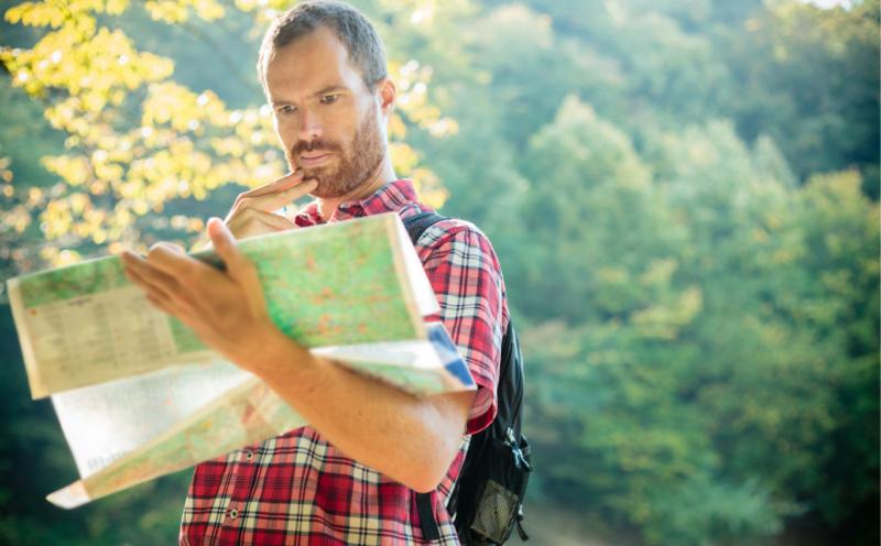 Kuidas leida matkarada?
