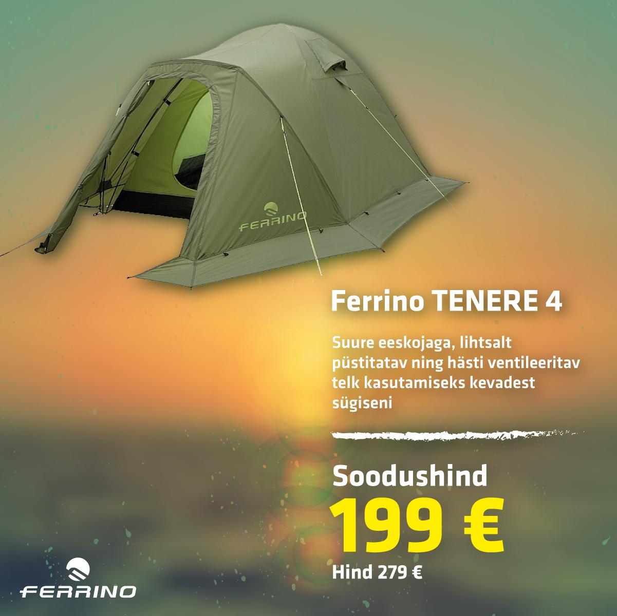 Ferrino Tenere 4
