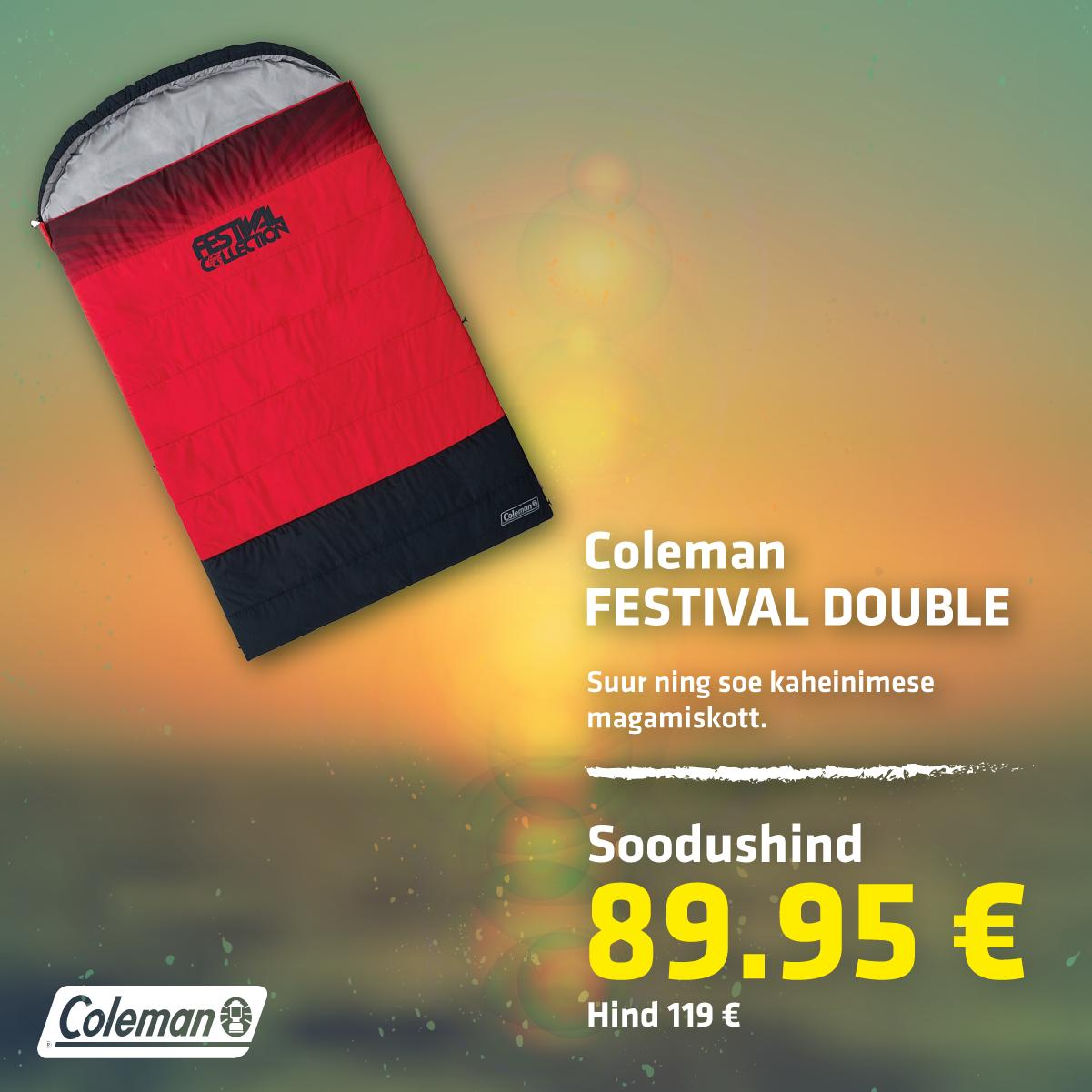 Coleman Festival Double
